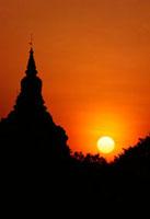 Sunrise,Pagan