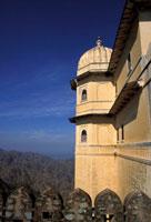 Kumbhalgarh Fort and mountains 20023004372  写真素材・ストックフォト・画像・イラスト素材 アマナイメージズ