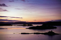 Dawn over Bantry Bay