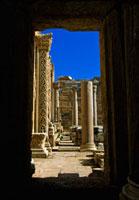 Severan Basilica,Leptis Magna