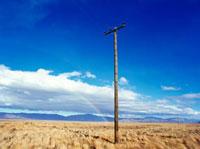 Telegraph Poles,Landscape