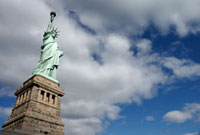 Statue of Liberty�CLiberty Island