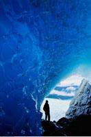 Mendenhall Glacier Juneau 20025003735| 写真素材・ストックフォト・画像・イラスト素材|アマナイメージズ