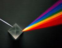 Prism and Colour Spectrum