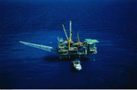 Offshore Oil Drilling Malaysia
