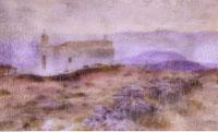 Church at Dawn Paros 20025023723| 写真素材・ストックフォト・画像・イラスト素材|アマナイメージズ