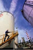 Mobil Oil Refinery Jurong