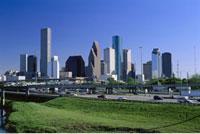 City Skyline Houston