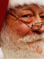 Santa's Eye