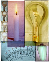 Collage of Light Elements