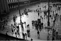 Overview of Saint Mark's Square Venice