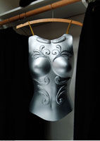 Women's Breastplate