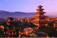 Temple Bhaktapur 20025107126| 写真素材・ストックフォト・画像・イラスト素材|アマナイメージズ
