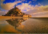 Mont Saint Michel Normandy