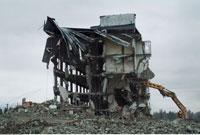 Hospital Demolition Vancouver