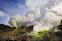 Iouzan Volcano