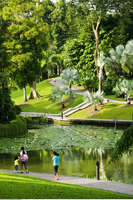 Symphony Lake at the Singapore Botanical Gardens, Singapore