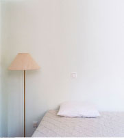 Bare Hotel Room