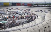 Nascar Race at Texas Motor Speedway 20025186371| 写真素材・ストックフォト・画像・イラスト素材|アマナイメージズ