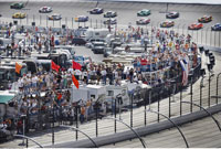 Nascar Race at Texas Motor Speedway 20025186372| 写真素材・ストックフォト・画像・イラスト素材|アマナイメージズ
