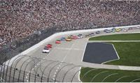 Nascar Race at Texas Motor Speedway 20025186374| 写真素材・ストックフォト・画像・イラスト素材|アマナイメージズ