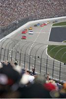 NASCAR Racing at Texas Motor Speedway