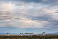 VLA Radio Telescopes