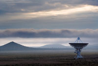 Radio Telescopes at the Very Large Array