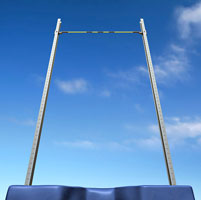 Pole Vault Crossbar