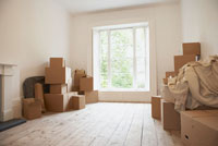 Room Full of Boxes
