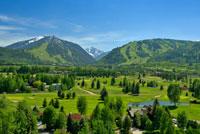 Golf Course in Aspen