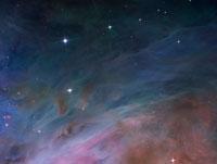 Nebula with Stars