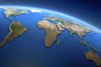 View of Earth   20025204326| 写真素材・ストックフォト・画像・イラスト素材|アマナイメージズ