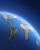 View of Earth   20025204327  写真素材・ストックフォト・画像・イラスト素材 アマナイメージズ