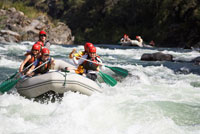 White Water Rafting,