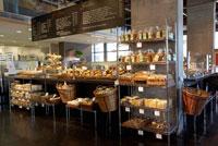Interior of Bakery