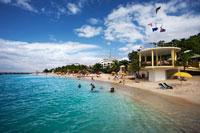 Doctor's Cave Beach,Montego Bay, Jamaica