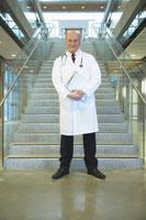 Doctor in Foyer