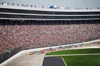 NASCAR Race, Texas, USA