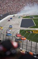 NASCAR Race, Texas, USA 20025234236| 写真素材・ストックフォト・画像・イラスト素材|アマナイメージズ