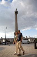 Tourists, London, England
