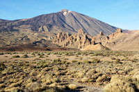 Mount Teide, Tenerife,Canary Islands, Spain