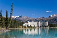 Banff Springs Hotel,Lake Louise, Banff National Park,Alberta