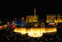 Bellagio Hotel Fountain