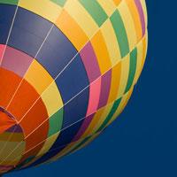 Hot Air Balloon, Petropolis