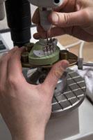 Drilling, Making False Teeth