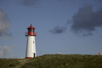 Lighthouse at Sylt, North Frisian Islands, Germany