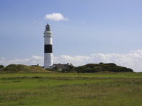 Lighthouse of Kampen, Sylt, North Sea, North Frisian Island, Germany