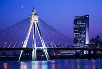 Olympic Bridge along Han River