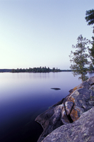 Heron Island, Lower Buckhorn Lake Kawartha Lake District, Ontario, Canada